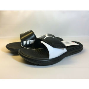 Puma Women's Surfcat Slide Slip On Sandals Size 6